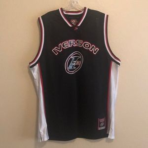 Allen Iverson limited edition  Basketball Jersey